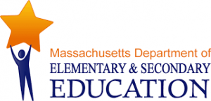 MA Department of Elementary & Secondary Education logo
