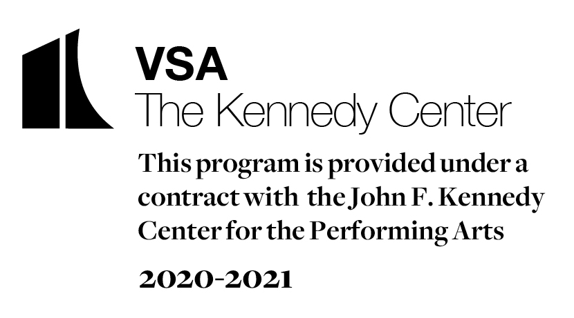 VSA Kennedy Center Logo